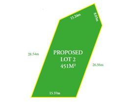 Proposed Lot 2/4 Pleasant Place, Shelley