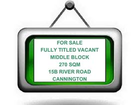 Lot 1,2,3, 15 River Road, Cannington