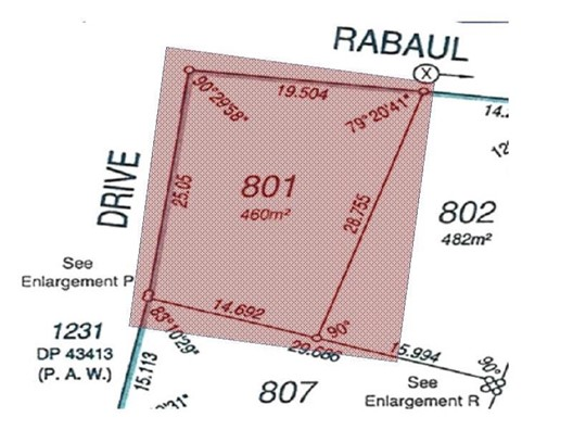 LOT 801 RABAUL LANE, Dianella