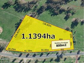 Lot 501 Pechey Road, Jane Brook