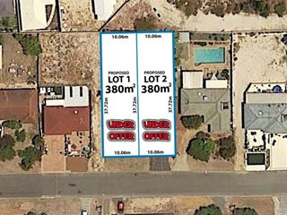 Lot 1 & 2, 21 Fenellia  Crescent, Craigie