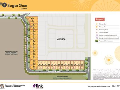 Lot 25,  Sugargum Rise, Kiara