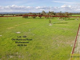 Lot 120 and 121 Old Bunbury Road, Coolup