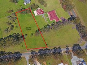 Lot 831 Greenwood Drive, Willyung