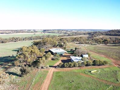 5157 YORK-WILLIAMS ROAD, West Pingelly