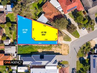 Proposed/Lot 1 & 2 / Brendon Way, Karrinyup