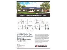 Lot 592,  Willaring Way, Chittering