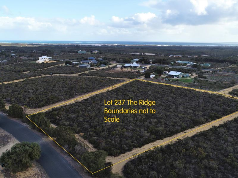 Lot 237 The Ridge, Karakin