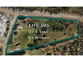 Lot 505,  Great Eastern Highway, The Lakes