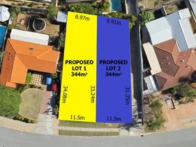 Lot 1, 40 Forest Hill Drive, Kingsley