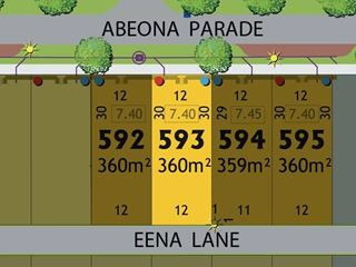 Lot 593 Abeona Parade, Madora Bay