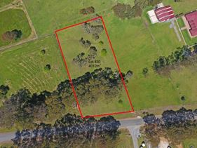Lot 830 Greenwood Drive, Willyung