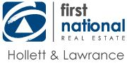 Hollett & Lawrance First National Real Estate Real Estate Agency